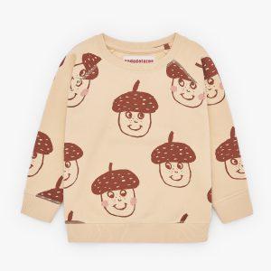 Nadadelazos: Sweatshirt Acorns